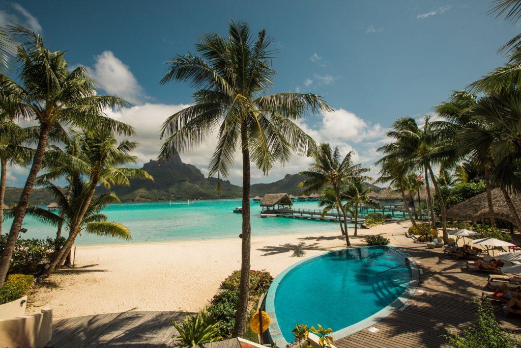 Le Medridien Bora Bora