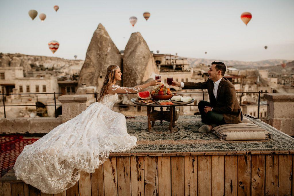 Sesiune foto Cappadocia