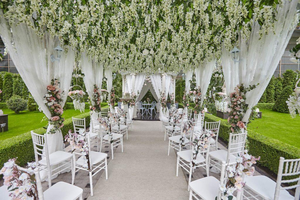 nunta outdoor