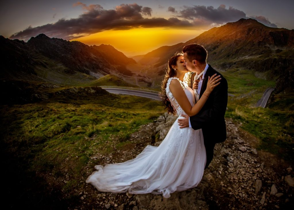 trash the dress Razvan Vitionescu