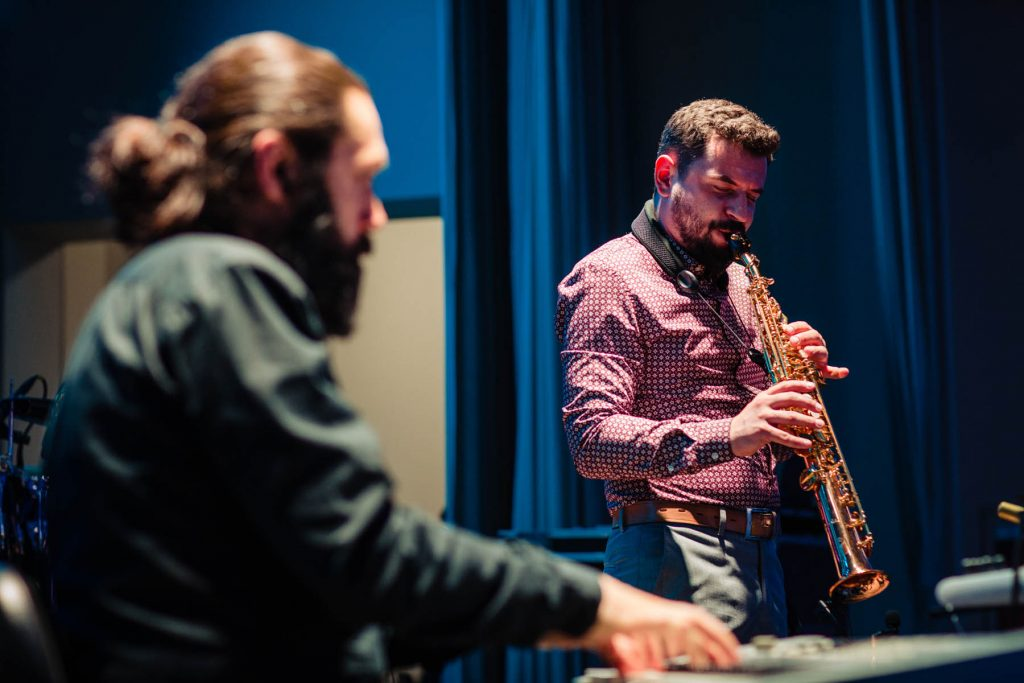 jazz Andrei Asoltanei Duo